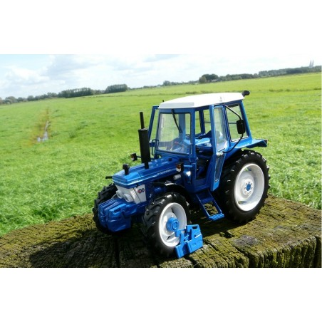 Marge Ford 7610 1st gen 2 Wheel Drive Model Tractor