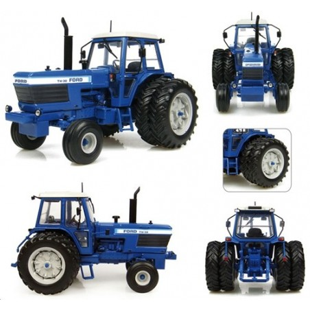 UH 4024 Ford TW 30 4x2 Model Tractor