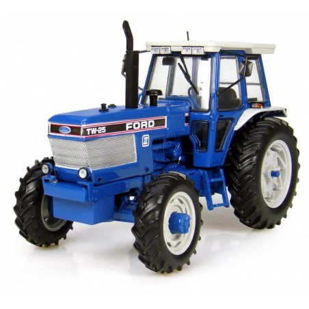 UH 4028 Ford TW-25 4WD Force II 1986 Model Tractor