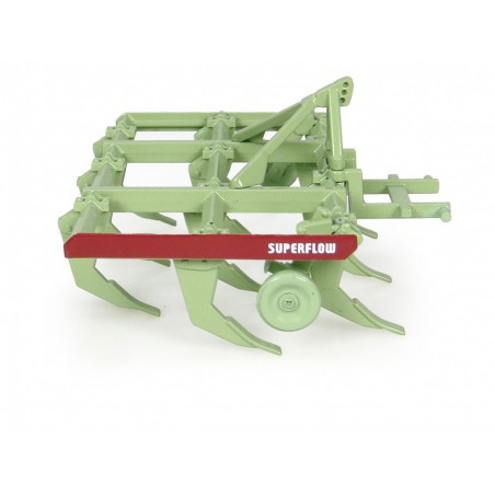 Bomford Superflow Plough - green