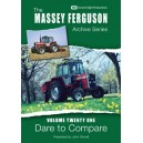 Dare to Compare - Massey Ferguson Archive Vol 22 Farming DVD