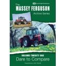 Dare to Compare - Massey Ferguson Archive Vol 22 Farming DVD