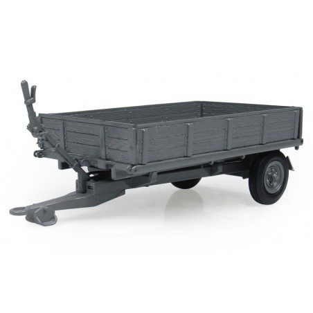 UH 4090 Ferguson 3 ton Tipping Trailer Drop Sides