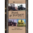Big and Beautiful - Ford & Fordson on Film v.12