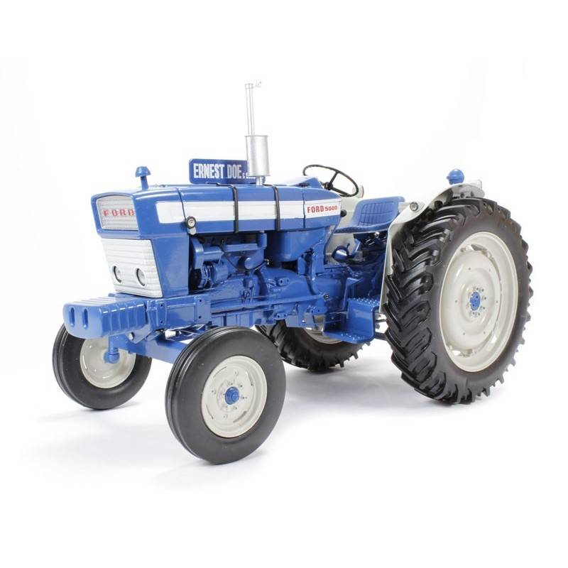 UH 2705D Ford 5000 Doe Demonstrator Limited Edition Model Tractor