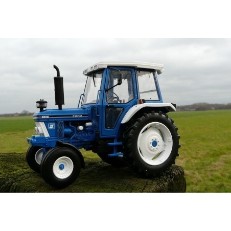 Ford 6610 2 Wheel Drive 2nd Generation
