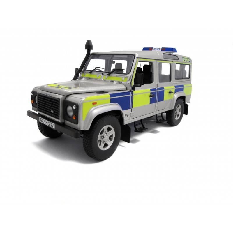 Land Rover Defender For Sale Nc: UH 3885 Land Rover Defender 110 Td5 Police