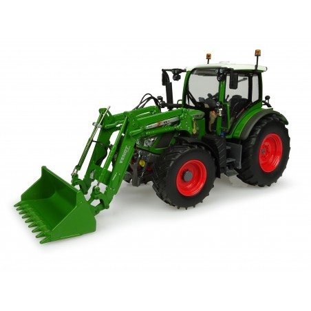 Fendt 516 Vario with Front Loader