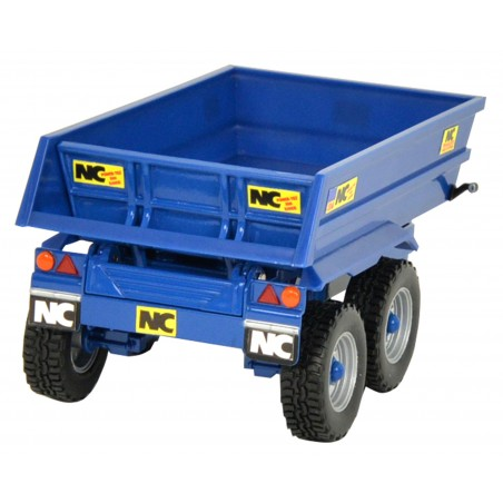 NC Power Tilt Dump Trailer 400