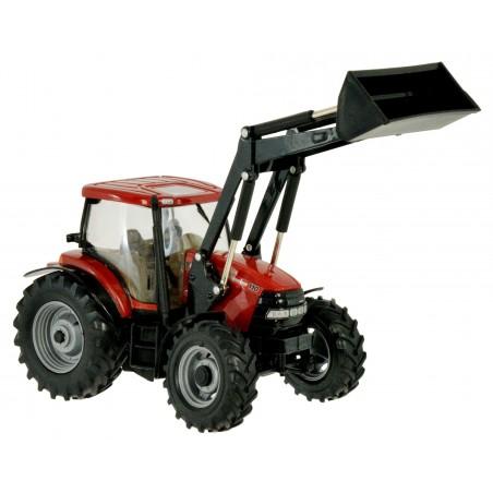 Case IH Maxxum 110 Model Tractor with loader