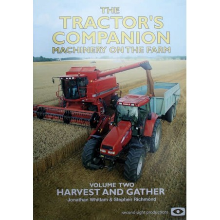 Tractors Companion vol 2 - Harvest and Gather