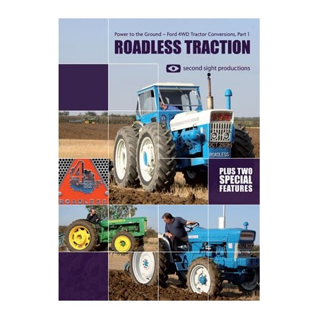 Power to the Ground - Vol.1 Roadless Traction