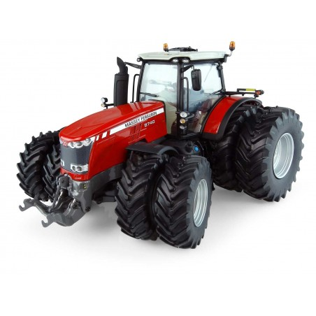 Massey Ferguson 8740 with duals