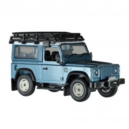 Land Rover Defender Roof Rack Winch