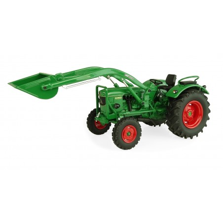 Deutz-Fahr D6005 2WD with front loader