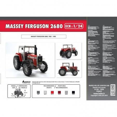 Massey Ferguson 2680 kit