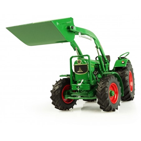 Deutz-Fahr D6005 - 4WD with Front Loader