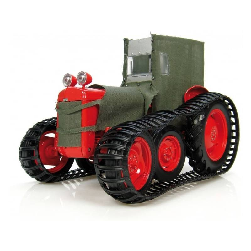 "Ferguson TEA 20 ""Sue"" Antarctic Expedition Tractor"