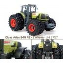 Claas Atles 946RZ with 8 wheels