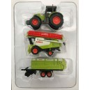 Claas Farm Vehicle Set 2