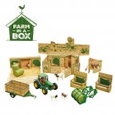 Farm in a Box Playset