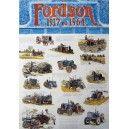 Fordson Poster