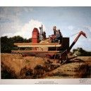 """The Old Harvester"" Limited Edition Print"