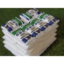 Stack of Fertilizer Sacks