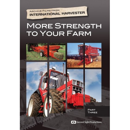 International Harvester - More Strength to your Farm