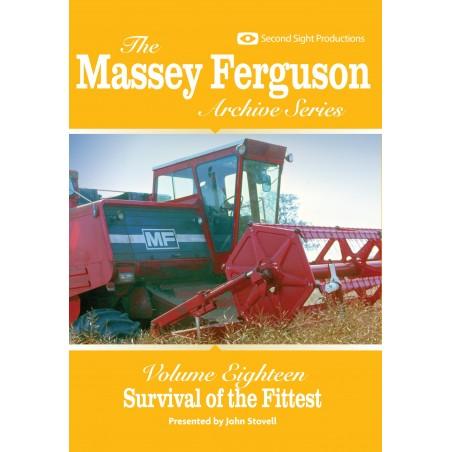 Survival of the Fittest - Massey Ferguson Archive DVD volume 18
