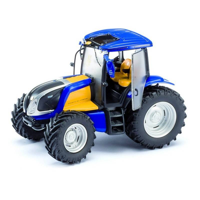 ROS New Holland Hydrogen Tractor