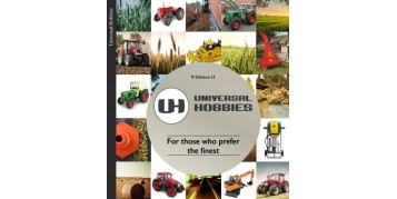 Universal Hobbies Catalogue