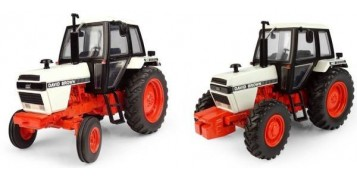 New Models - David Brown 1490 and Case 1494 2wd and 4wd